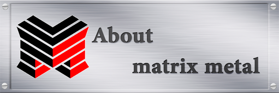 matrixx metal