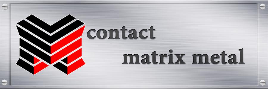 matrixx metald